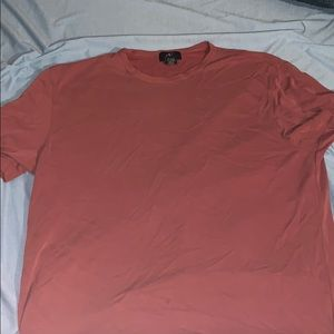 Red Calvin Klein Shirt!